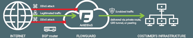 Home - Efektivní ochrana proti DDoS útokům